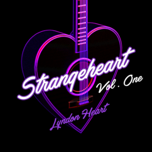 Strangeheart Vol One Cover Art